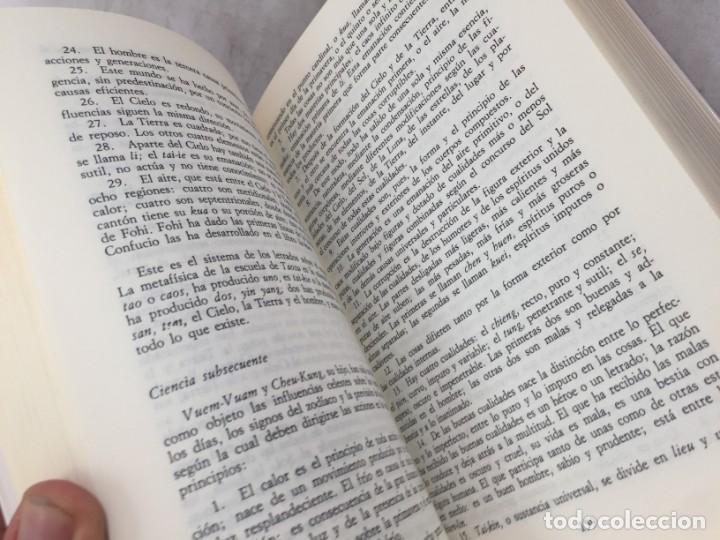 Libros de segunda mano: LA HISTORIA DE LA FILOSOFÍA EN LA ENCICLOPEDIA. DIDEROT. EDICIÓN PREPARADA POR JOSÉ MANUEL BERMUDO - Foto 19 - 205087971