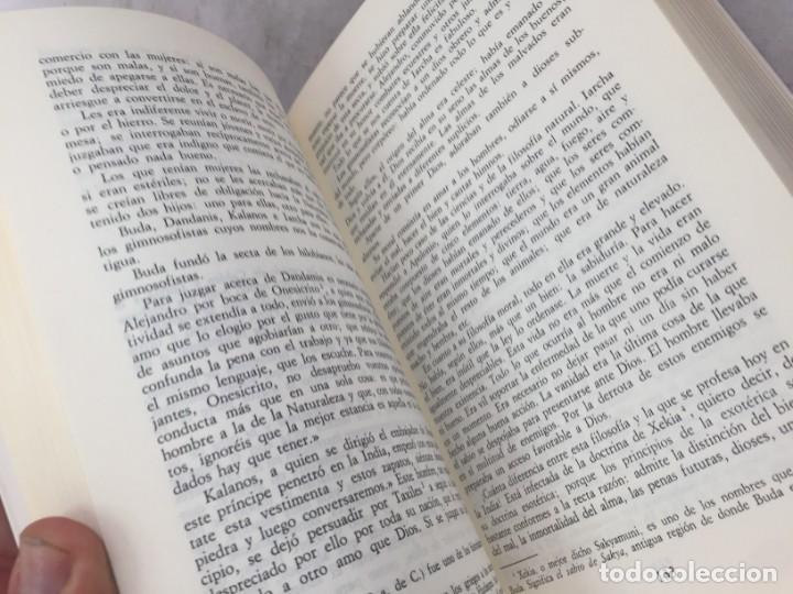 Libros de segunda mano: LA HISTORIA DE LA FILOSOFÍA EN LA ENCICLOPEDIA. DIDEROT. EDICIÓN PREPARADA POR JOSÉ MANUEL BERMUDO - Foto 2 - 205087971
