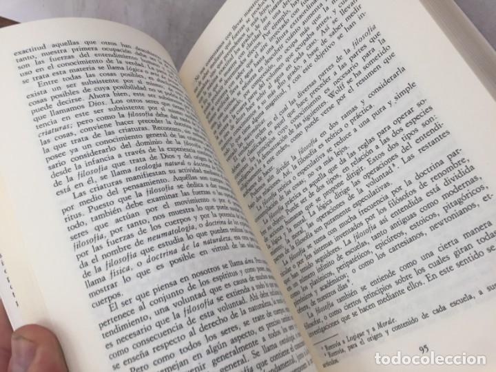 Libros de segunda mano: LA HISTORIA DE LA FILOSOFÍA EN LA ENCICLOPEDIA. DIDEROT. EDICIÓN PREPARADA POR JOSÉ MANUEL BERMUDO - Foto 5 - 205087971
