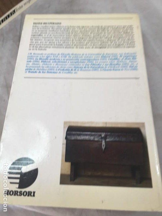 Libros de segunda mano: LA HISTORIA DE LA FILOSOFÍA EN LA ENCICLOPEDIA. DIDEROT. EDICIÓN PREPARADA POR JOSÉ MANUEL BERMUDO - Foto 6 - 205087971