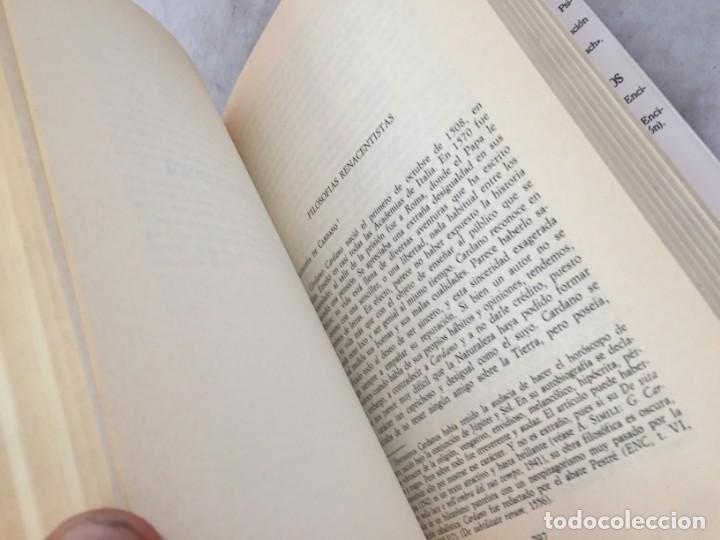 Libros de segunda mano: LA HISTORIA DE LA FILOSOFÍA EN LA ENCICLOPEDIA. DIDEROT. EDICIÓN PREPARADA POR JOSÉ MANUEL BERMUDO - Foto 8 - 205087971
