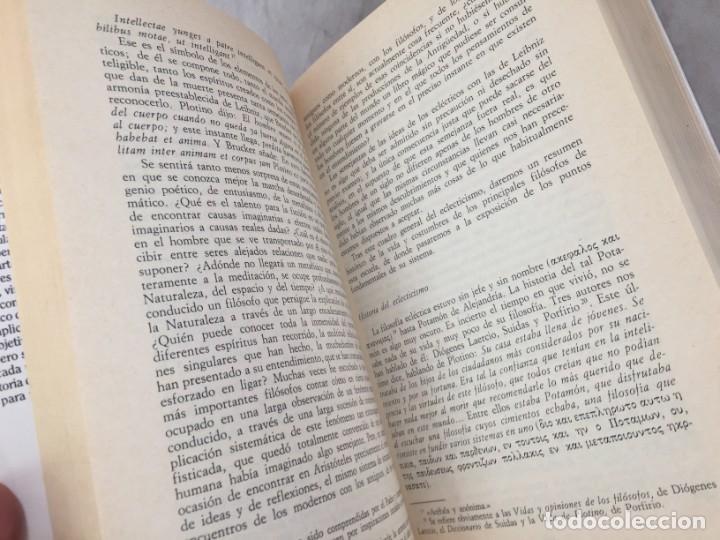 Libros de segunda mano: LA HISTORIA DE LA FILOSOFÍA EN LA ENCICLOPEDIA. DIDEROT. EDICIÓN PREPARADA POR JOSÉ MANUEL BERMUDO - Foto 12 - 205087971