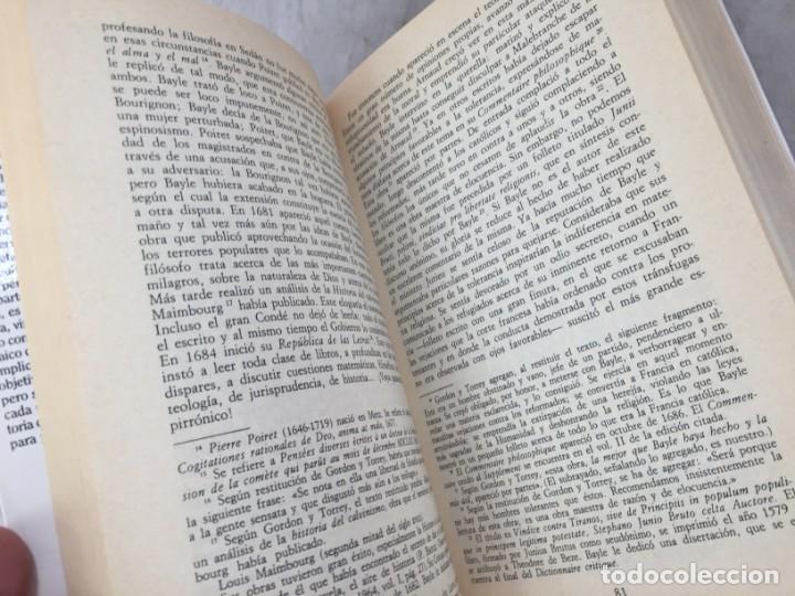 Libros de segunda mano: LA HISTORIA DE LA FILOSOFÍA EN LA ENCICLOPEDIA. DIDEROT. EDICIÓN PREPARADA POR JOSÉ MANUEL BERMUDO - Foto 13 - 205087971