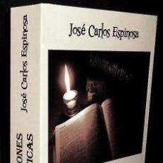 Libros de segunda mano: REFLEXIONES ALFABETICAS. COGITO ERGO SUM. JOSE CARLOS ESPINOSA ( VIGO ). NUEVO.. Lote 183859407