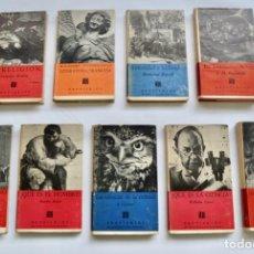 Livros em segunda mão: LOTE DE 9 LIBROS. BREVIARIOS DEL FONDO CULTURA ECONÓMICA. FILOSOFÍA, RELIGIÓN,LITERATURA FRANCESA.... Lote 184546696