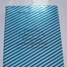 Libros de segunda mano: FILOSOFIA Y CIENCIA EN LA GEOGRAFIA CONTEMPORANEA.- HORACIO CAPEL. Lote 184777533
