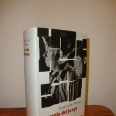 Libros de segunda mano: LA REGLA DEL JUEGO. SOBRE LA DIFICULTAD DE APRENDER FILOSOFÍA - JOSÉ LUIS PARDO - GALAXIA GUTENBERG. Lote 185455822
