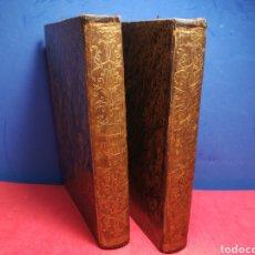 Libros de segunda mano: FILOSOFÍA FUNDAMENTAL/ JAIME BALMES/ OBRA COMPLETA (4 LIBROS EN 2 TOMOS)/ IMP.DIARIO BARCELONA, 1860. Lote 185983137