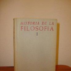 Libros de segunda mano: HISTORIA DE LA FILOSOFÍA, I. GRECIA Y ROMA - GUILLERMO FRAILE - BIBLIOTECA DE AUTORES CRISTIANOS . Lote 186352472