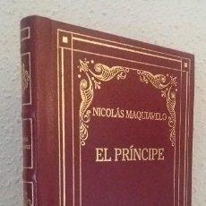 Libros de segunda mano: MAQUIAVELO, NICOLÁS: EL PRÍNCIPE (RBA) (LB). Lote 187428788