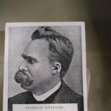 Libros de segunda mano: ASÍ HABLABA ZARATHUSTRA - FEDERICO NIETZSCHE. Lote 188623487