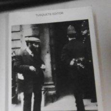 Libros de segunda mano: RICHARDS, VERNON: MALATESTA, VIDA E IDEAS.. Lote 190500363