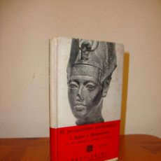 Libros de segunda mano: EL PENSAMIENTO PREFILOSÓFICO. 1. EGIPTO Y MESOPOTAMIA - FCE. Lote 190634557