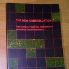Libros de segunda mano: RICHARD J. BERNSTEIN - THE NEW CONSTELLATION [RICHARD RORTY, MICHEL FOUCAULT, HEIDEGGER, DERRIDA]. Lote 212181342