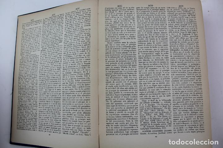 Libros de segunda mano: L-4373. DICCIONARIO DE FILOSOFIA JOSE FERRATER MORA. 2 TOMOS. 1965. - Foto 4 - 190936430