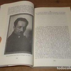 Libros de segunda mano: HEIDEGGER . LA INTRODUCCIÓN DEL NAZISMO EN LA FILOSOFÍA. SEMINARIOS INÉDITOS 1933-1935. FAYE . 2009. Lote 193646510