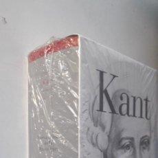 Livres d'occasion: NUEVA CRÍTICA DE LA RAZÓN PURA (LOS LIBROS QUE CAMBIARON EL MUNDO) - KANT . Lote 193820948