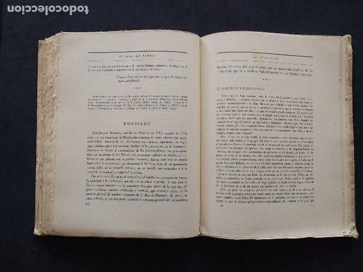 Libros de segunda mano: ANTOLOGÍAS FILOSÓFICAS I. EL TEMA DEL HOMBRE. JULIÁN MARÍAS. REV. DE OCCIDENTE. 1ª ED. MADRID, 1943. - Foto 12 - 194220338
