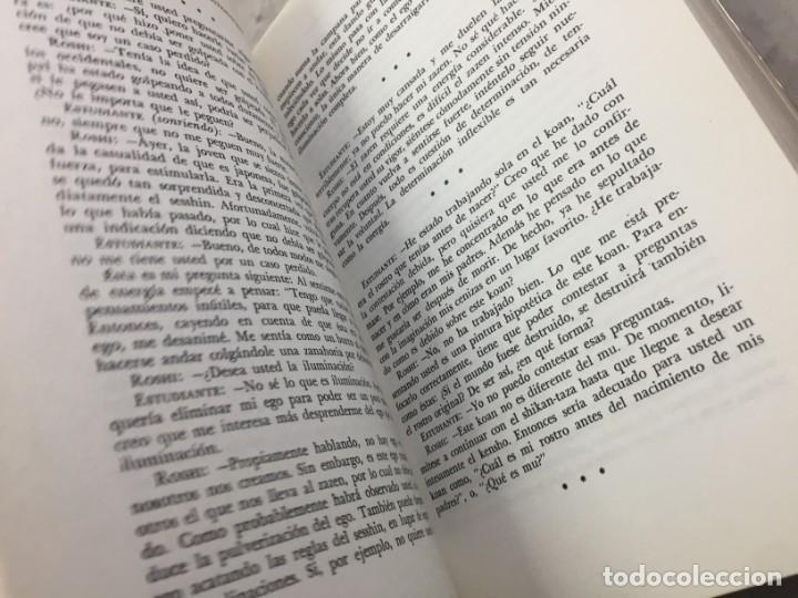 Libros de segunda mano: LOS TRES PILARES DEL ZEN. ENSEÑANZA PRACTICA E ILUMINACION. PHILIP KAPLEAU MÉXICO 1975 1ª EDICION - Foto 6 - 194222712