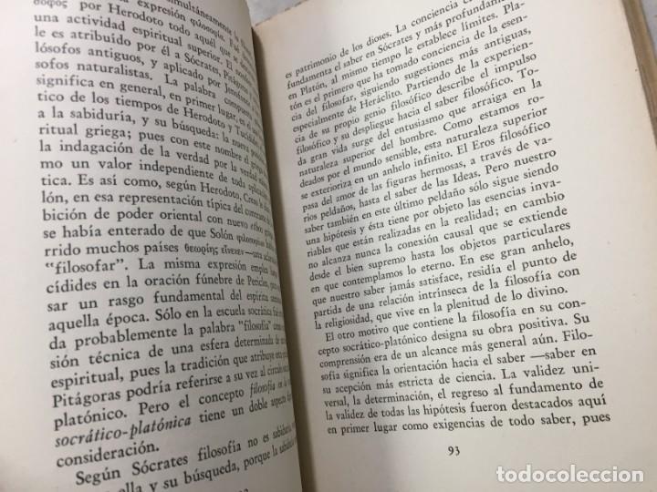 Libros de segunda mano: La esencia de la filosofía Wilhelm Dilthey, Publicado por Losada. 1944 - Foto 4 - 194223071