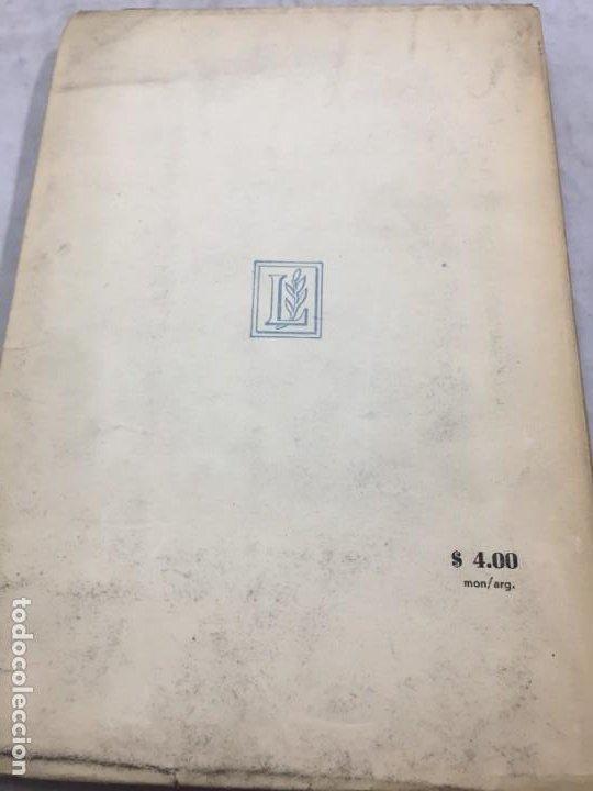 Libros de segunda mano: La esencia de la filosofía Wilhelm Dilthey, Publicado por Losada. 1944 - Foto 10 - 194223071