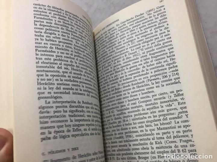 Libros de segunda mano: HERACLITO. TEXTOS Y PROBLEMAS DE SU INTERPRETACION. RODOLFO MONDOLFO 1978 SIGLO XXI - Foto 6 - 194223658