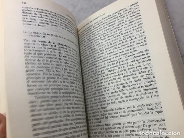 Libros de segunda mano: HERACLITO. TEXTOS Y PROBLEMAS DE SU INTERPRETACION. RODOLFO MONDOLFO 1978 SIGLO XXI - Foto 7 - 194223658
