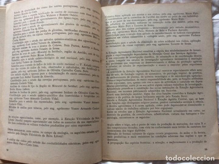 Libros de segunda mano: O Estado novo e a Agricultura. Edições SPN, 1938. - Foto 5 - 194242813