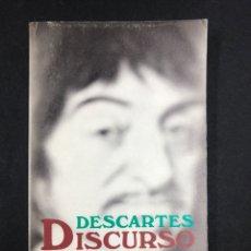 Libros de segunda mano: DISCURSO DEL METODO - DESCARTES - Nº736 ALIANZA EDITORIAL 13ª EDICION 1991. Lote 194333689