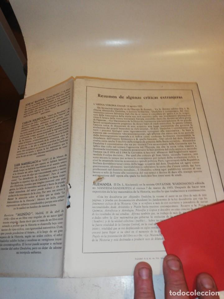 Libros de segunda mano: ALEJANDRO DEULOFEU , LA ENERGIA ATOMICA AL SERVICIO DE LA QUIMICA - Foto 5 - 194351668