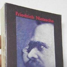 Libros de segunda mano: ASÍ HABLÓ ZARATUSTRA - FRIEDRICH NIETZSCHE. Lote 194373831