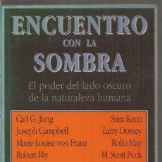 Livros em segunda mão: ENCUENTRO CON LA SOMBRA. AA.VV. KAIROS. Lote 194500941
