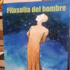 Libros de segunda mano: FILOSOFIA DEL HOMBRE, JOSE ANTONIO SAYES, UMELIA. Lote 194611458