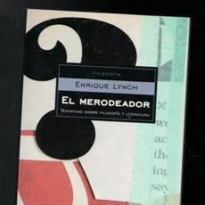 Libros de segunda mano: EL MERODEADOR, ENRIQUE LYNCH. Lote 194711445