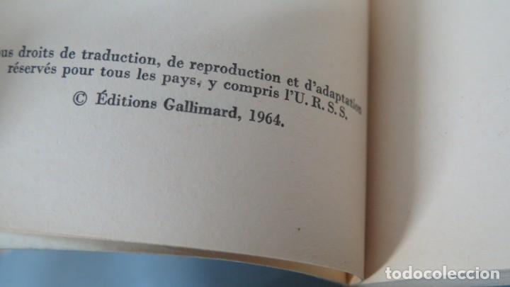 Libros de segunda mano: LES MOTS. SARTRE - Foto 2 - 194868880