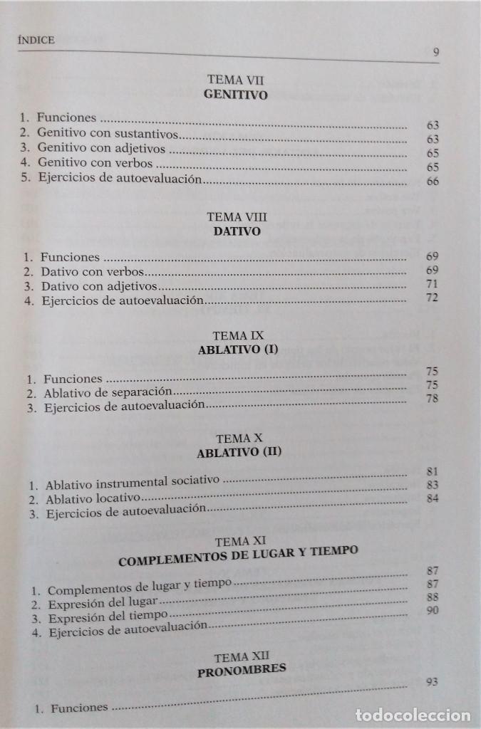 Libros de segunda mano: UNED - SINTAXIS LATINA - Francisco Calero - Foto 5 - 194869842