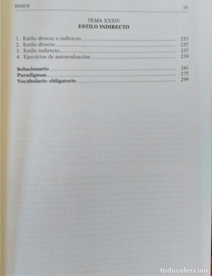 Libros de segunda mano: UNED - SINTAXIS LATINA - Francisco Calero - Foto 11 - 194869842