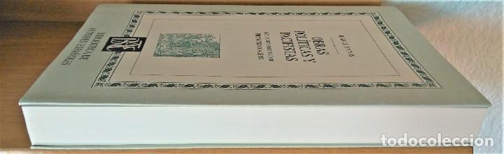 Libros de segunda mano: JUAN LUIS VIVES - OBRAS POLITICAS Y PACIFISTAS (BIBLIOTECA DE AUTORES ESPAÑOLES) - Foto 7 - 194871037
