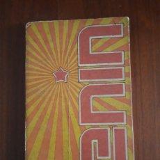 Libros de segunda mano: LENIN DE GIORGY LUKACS. Lote 194921526