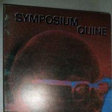 Libros de segunda mano: SYMPOSIUM QUINE. J.J. ACERO; T. CALVO. UNIVERSIDAD DE GRANADA. Lote 194939931
