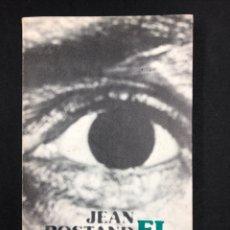 Libros de segunda mano: EL HOMBRE - JEAN ROSTAND - Nº30 ALIANZA 8ª ED. 1985. Lote 195126093