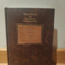 Libros de segunda mano: LUCIEN FEBVRE OBRAS MAESTRAS DEL PENSAMIENTO CONTEMPORÁNEO COMBATES POR LA HISTORIA. Lote 195150330