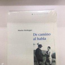 Libros de segunda mano: DE CAMINO AL HABLA DE MARTIN HEIDEGGER. Lote 195230460