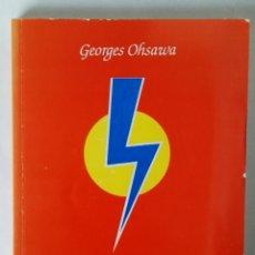 Libros de segunda mano: MACROBIOTICA ZEN GEORGES OSHAWA. Lote 195340025