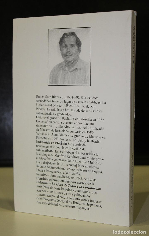 Libros de segunda mano: Arcesilao, filósofo kairológico. - Foto 2 - 195497313