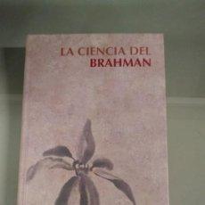 Libros de segunda mano: LA CIENCIA DEL BRAHMAN. RBA. Lote 196680550