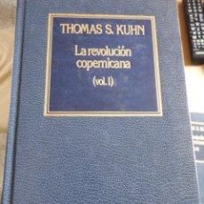 Livros em segunda mão: THOMAS S. KUHN. LA REVOLUCIÓN COPERNICANA. VOL. I. Nº 58. ORBIS. HISTORIA DEL PENSAMIENTO.. Lote 197995952