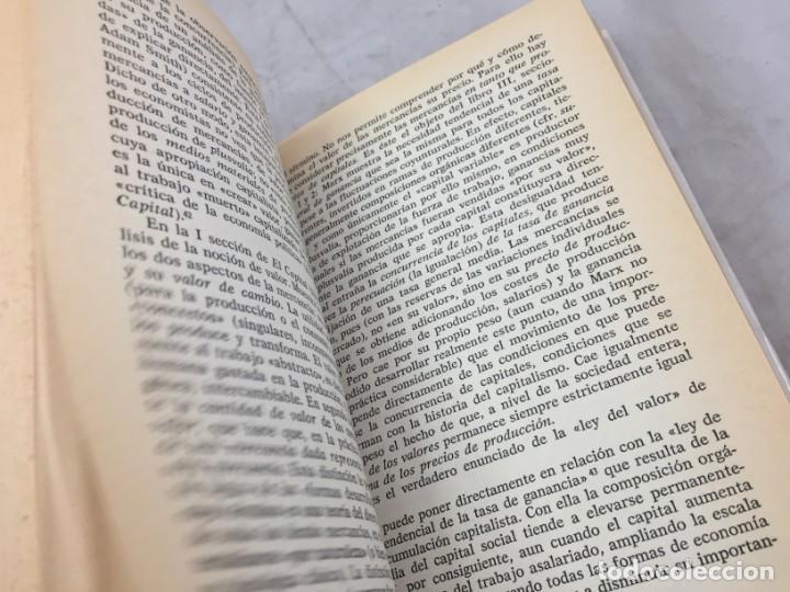Libros de segunda mano: CINCO ENSAYOS DE MATERIALISMO HISTÓRICO, editorial Laia 1976 - Foto 7 - 200815442