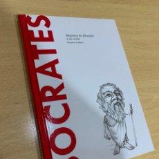 Libros de segunda mano: SOCRATES. Lote 201235338