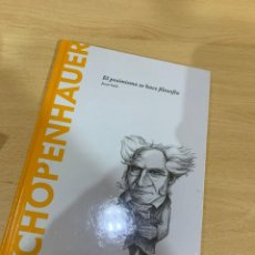 Libros de segunda mano: SCHOPENHAUER. Lote 201235695